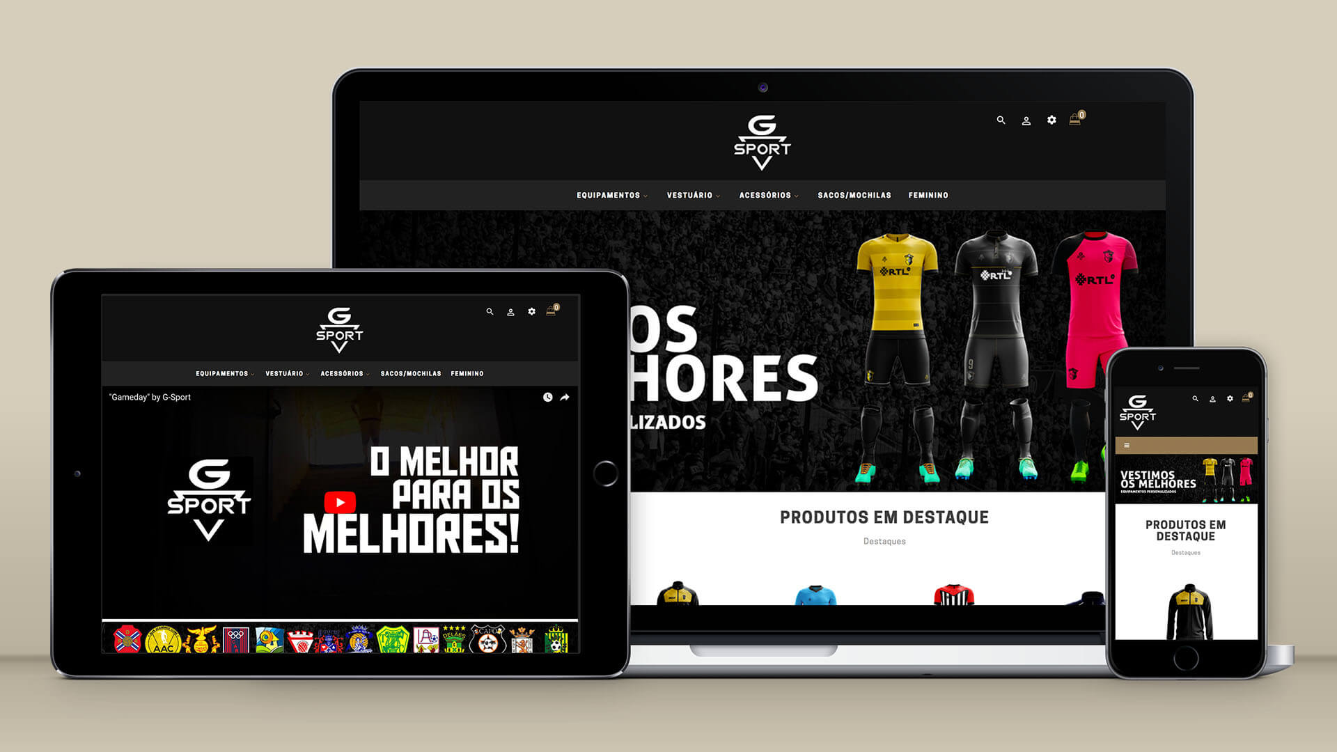 Loja Online G Sport
