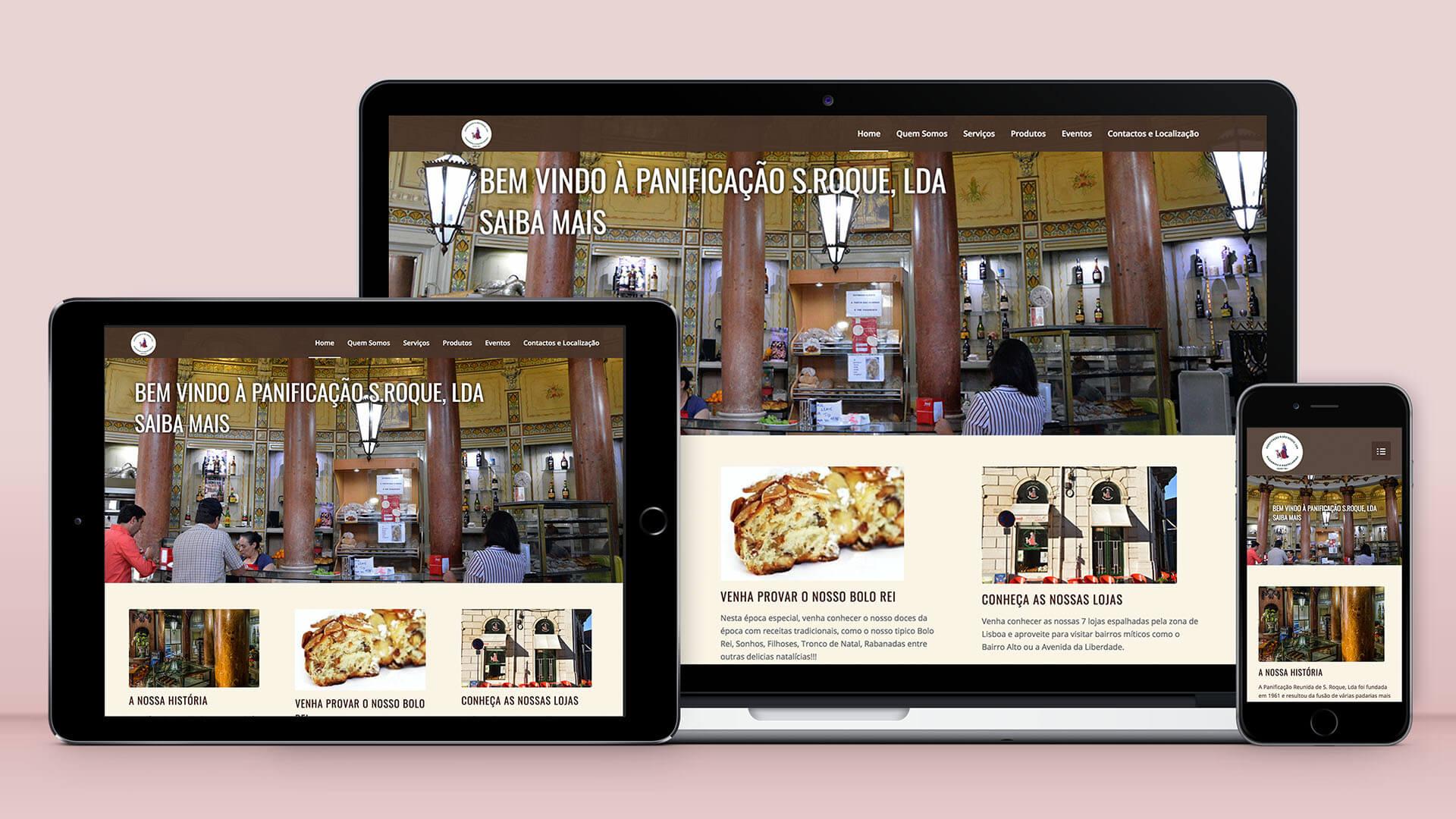 Websites baratos e personalizados