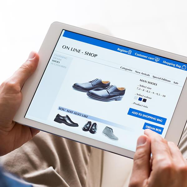 Criação de site para loja online