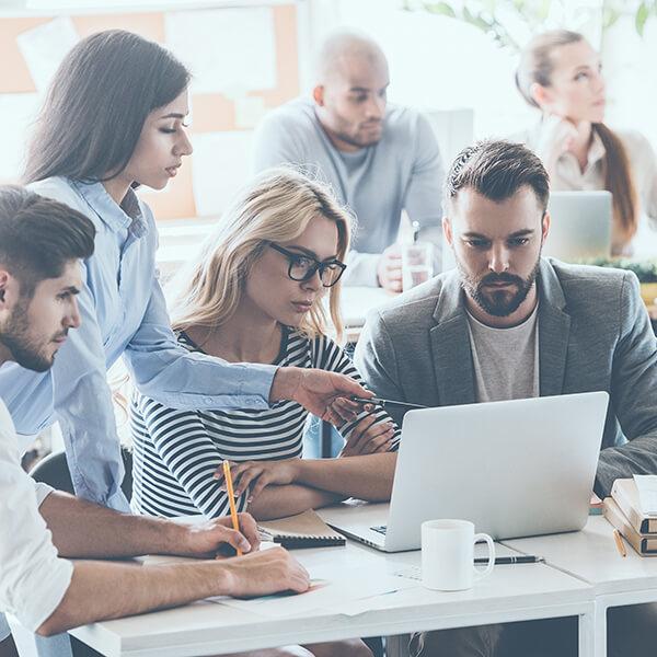 Criação de negócio online